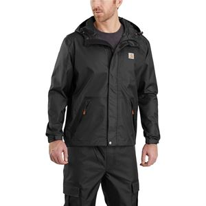 Carhartt® Men's Nylon Jacket Black 2XL