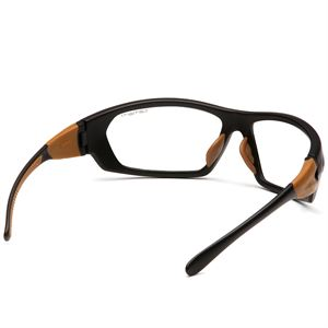 Carhartt® Carbondale Black/Tan Safety Glasses