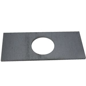 Lock Plate For Disc Axle
