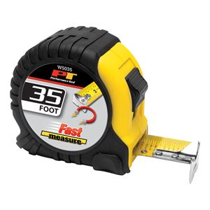 1-inch X 35-feet Tape Measure