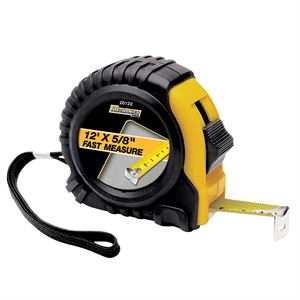 5/8-inch x 12-feet Tape Measure