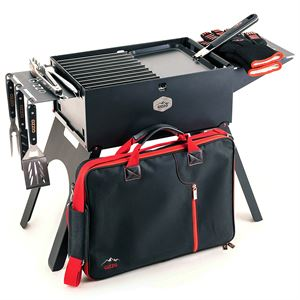 Gizzo Foldable Grill with Tools
