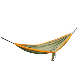Double Travel Hammock Olive