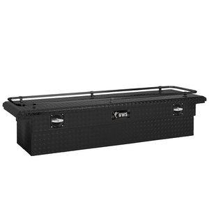 69-inch Secure Lock Low Profile Box with Rails D-SL-69-LP-MBR