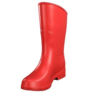 DryWalker MOOiE Short Red Boot, Size 6