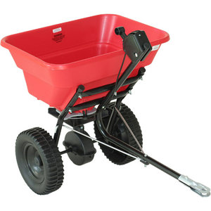 EarthWay Tow Behind Broadcast Spreader, 80 Lb. Capacity