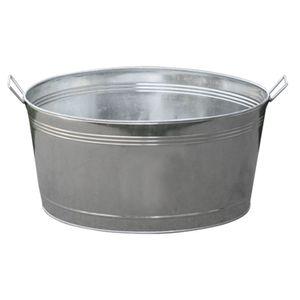 15 Gallon Wash Tub Round