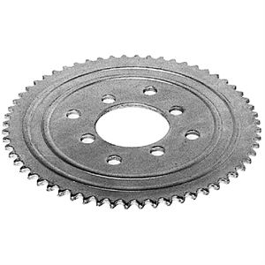 Sprocket Tooth Chain Center Bolt Holes
