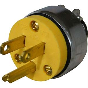 Armored Vinyl Plug Yellow