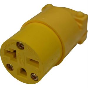 Armored Plastic Connector
