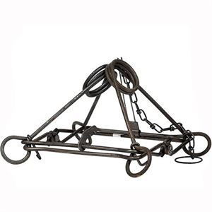 Sure Grip Wildlife Trap with Chain