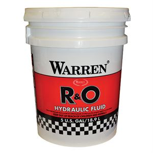 R&O Hydraulic Oil, 5 Gallons