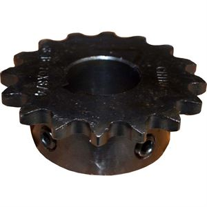 Roller Chain Sprocket, 16 Teeth, 35BS16