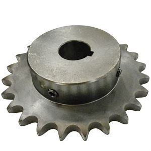 Roller Chain Sprocket, 24 Teeth, 50BS24