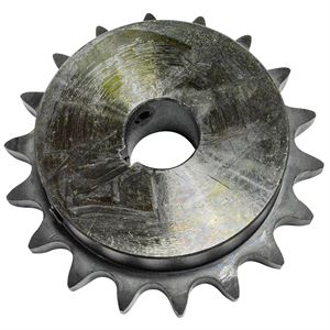 Roller Chain Sprocket, 18 Teeth, 60BS18