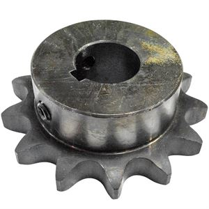 Roller Chain Sprocket, 13 Teeth, 60BS13
