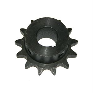 Roller Chain Sprocket, 13 Teeth, 40BS13