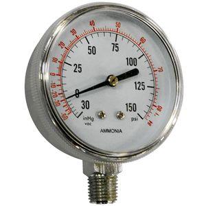 ASG-160 2-1/2 Ammonia Gauge