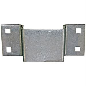 Stake Pocket Steel Tapered