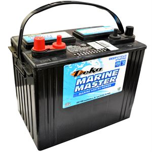 Marine Deep Cycle 12 Volt Battery