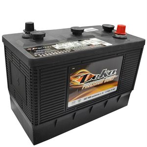 Commercial Battery 6 Volt, 975 CCA