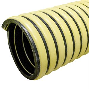 2 In. Suction / Discharge Hose, Helix Reinforced