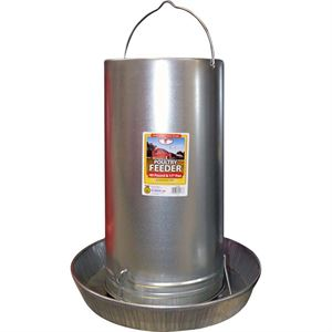 Hanging Poultry Feeder 40 lb. Capacity
