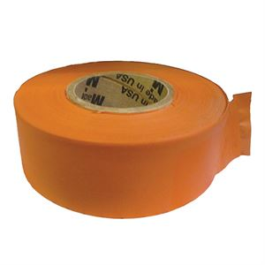 Orange Standard Flagging Tape