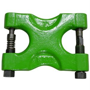 Rivet Tool for Sickle Sections