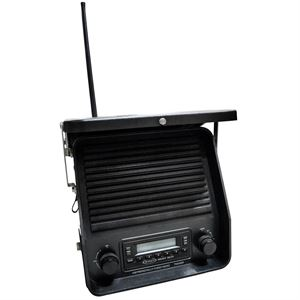 Radio Am Fm Stereo Fender Mount