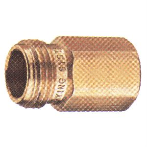 Female Nozzle Adapter Body Brass Pk
