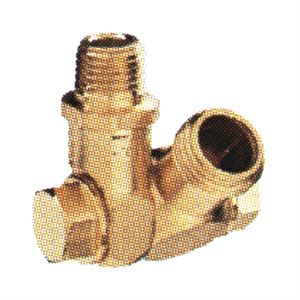 Tt Male Single Nozzle Body Swivel Brass