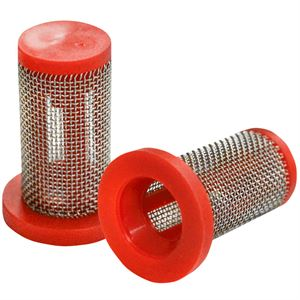 Nozzle Strainer 50 Mesh Screen, Nylon