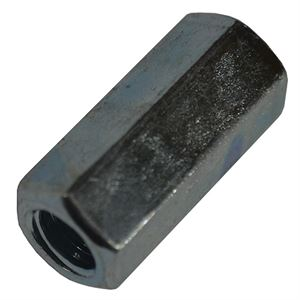 Threaded Rod Coupler, 1/4 In. x 7/8 In.