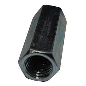 Threaded Rod Coupler, 5/8 In. x 2-1/8 In.