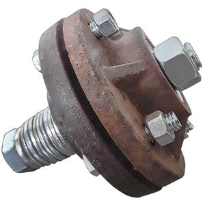 """3/4"""" Coulter Hub Assembly"""