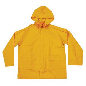 Deluxe Rain Jacket and Overalls, XL