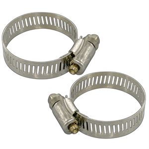 Hose Clamp Stainless Steel 3/4