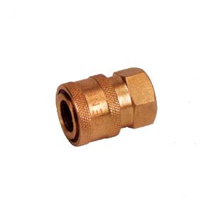 Female Socket Brass