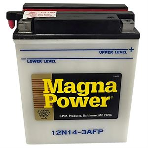 Lawn Mower and Motorcycle Battery