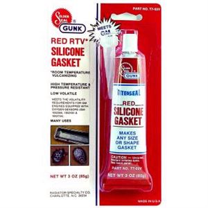 Red Silicone Gasket Maker