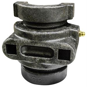 Half Disc Bearing Housing, Use With 1 in. Spool Axle