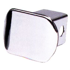 Hitch Box Cover Plastic With Chrome Plate