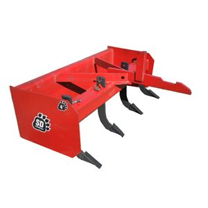 Box Blade Point Hitch Shanks