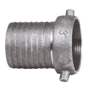 Female King Coupling Swivel Hose Barb
