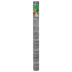 Poultry Netting, 2 in Wire Mesh, 150 ft x 72 in Roll