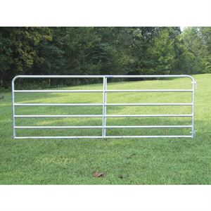 Galvanized Tube Gate Bar