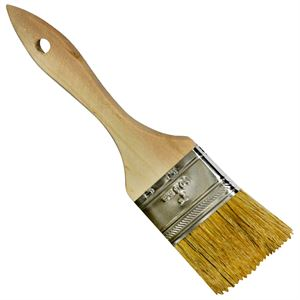 Varnish Brush White China Bristle