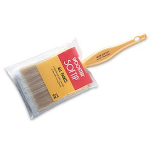 Varnish Brush Softip