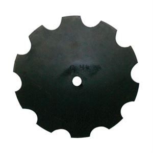 Mm Rch Notched Disc Blade